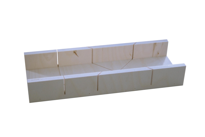 Boîte à onglet 350 x 100 x 40 mm