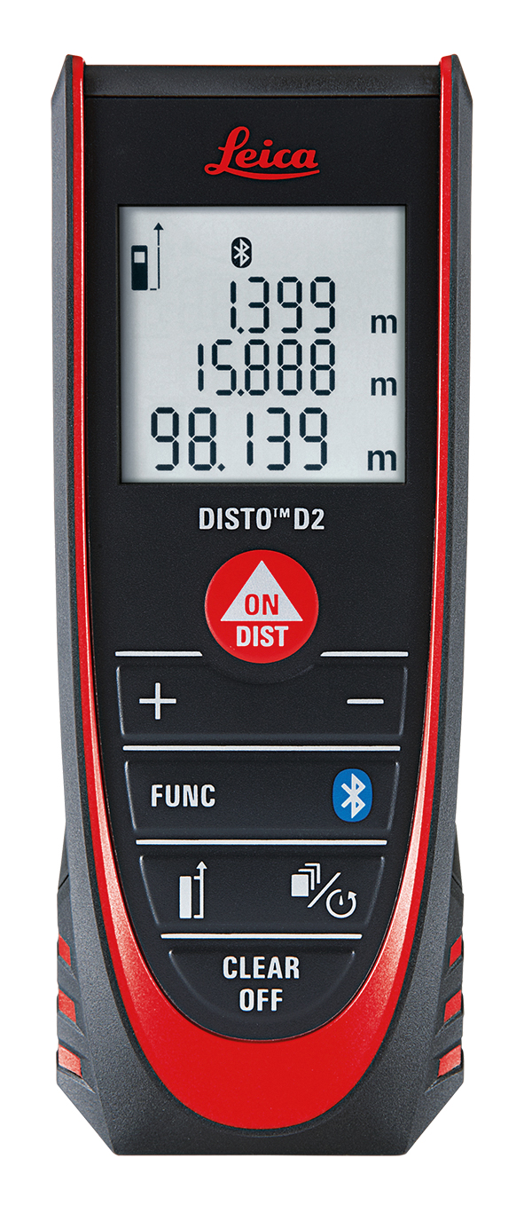 Laserafstandsmeter Disto D2 BT Smart