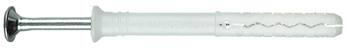 Cheville à clou type S - MNA - Ø 5 x 30 mm
