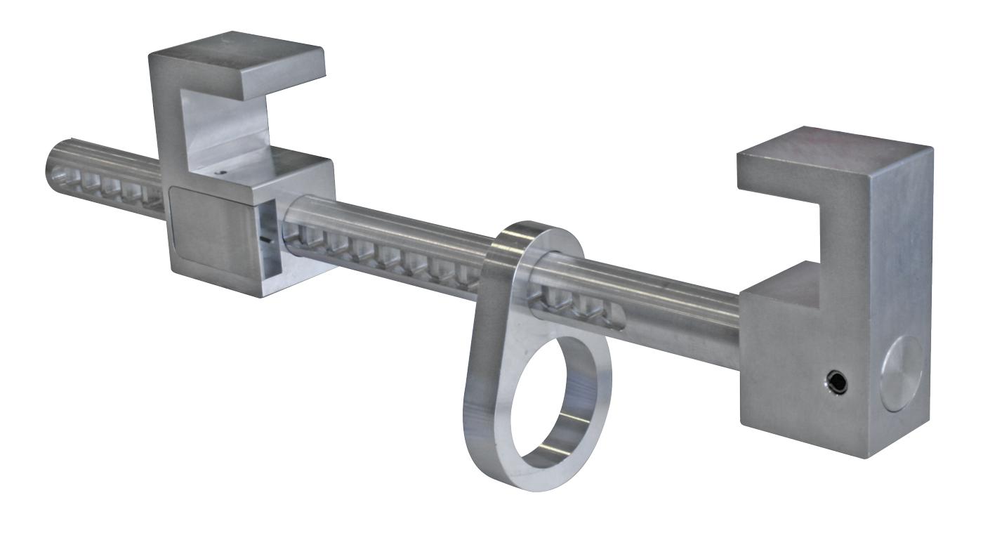 Ancrage mobile réglable pour poutre métallique - AT 250